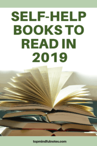 Link to a list of Self-Help Books to read in 2019