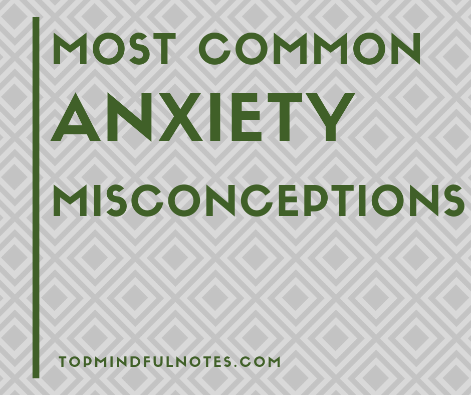 PNG Most Common Anxiety Misconceptions